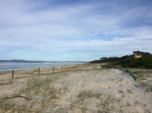Local Beach at Bruns